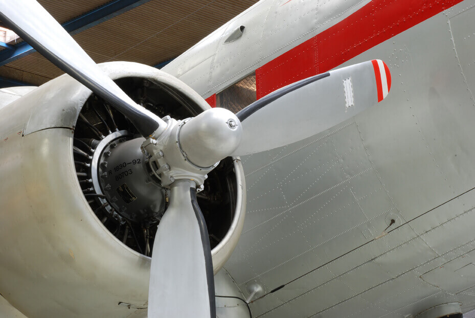 DC3-6 fly