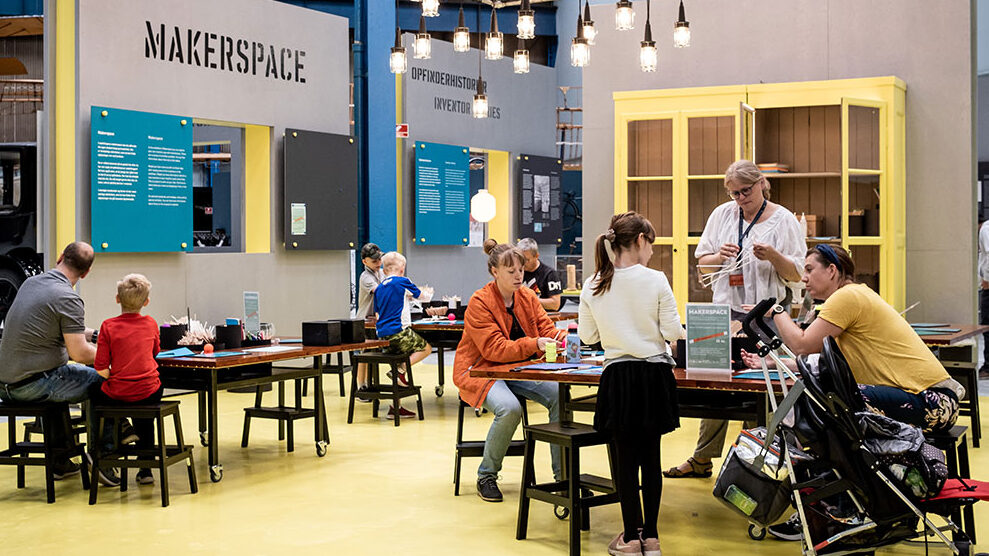 Museets MAKERSPACE